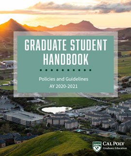 Graduate Student Handbook - Download PDF